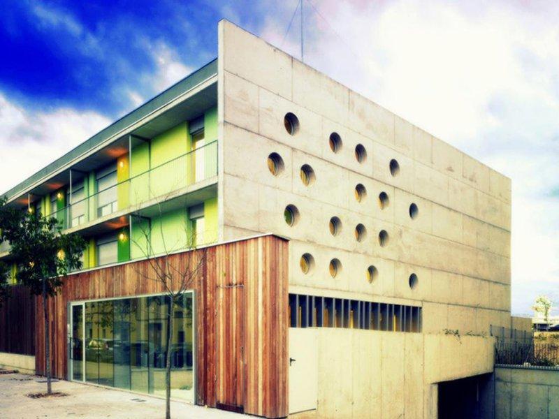 Construcción edificio plurifamiliar Figueres, Girona