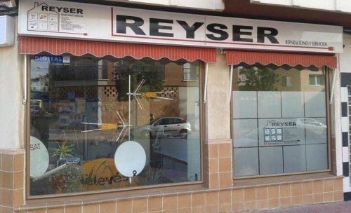 Reparaciones Reyser
