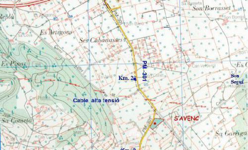 Como llegar, mapa y plano