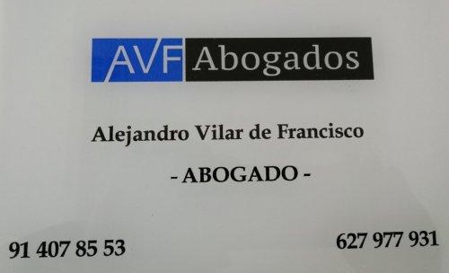 AVF Abogados en Barrio Salamanca, Guindalera