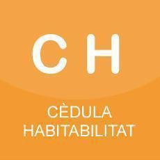Cèdules dHabitabilitat