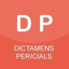 Dictamens Pericials