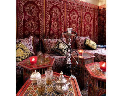 Restaurante marroqui