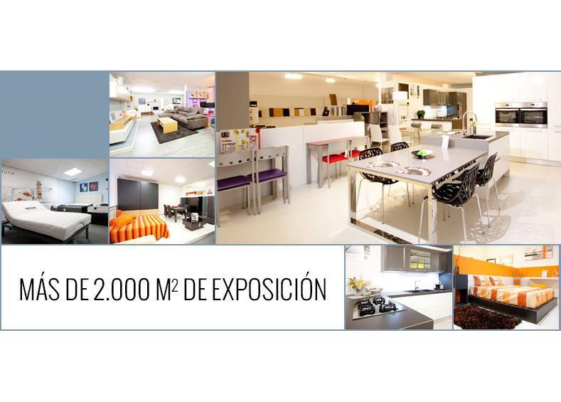 Más de 2.00 m2 de exposición