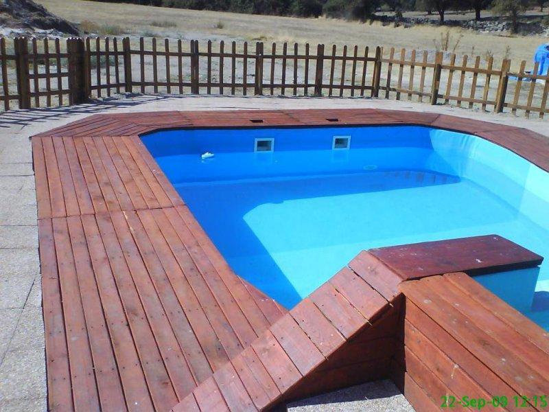 Impermeabilizacion piscina