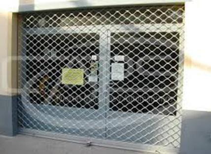 Carpintería Metálica Anfer, persianas de hierro para locales