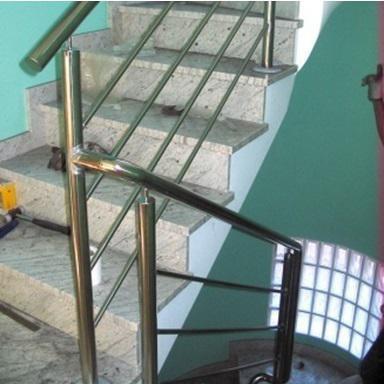 Carpintería Metálica Anfer, barandillas de hierro, aluminio y acero inoxidable