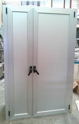 Carpintería Metálica Anfer, armarios de aluminio
