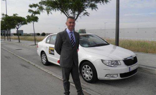 Taxi Aeropuerto Madrid Tf: 675955698