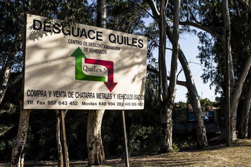 Centro de Descontaminación de Vehículos Quiles
