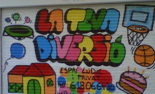 La Teva Diversió, celebración de cumpleaños en Badalona
