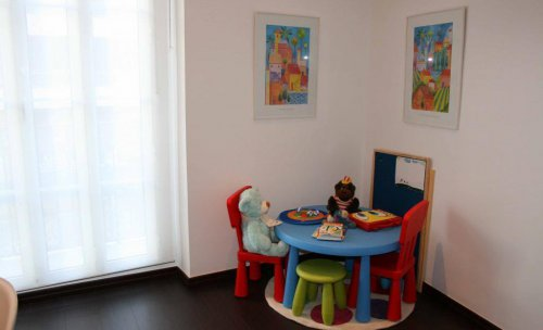 consulta infantil