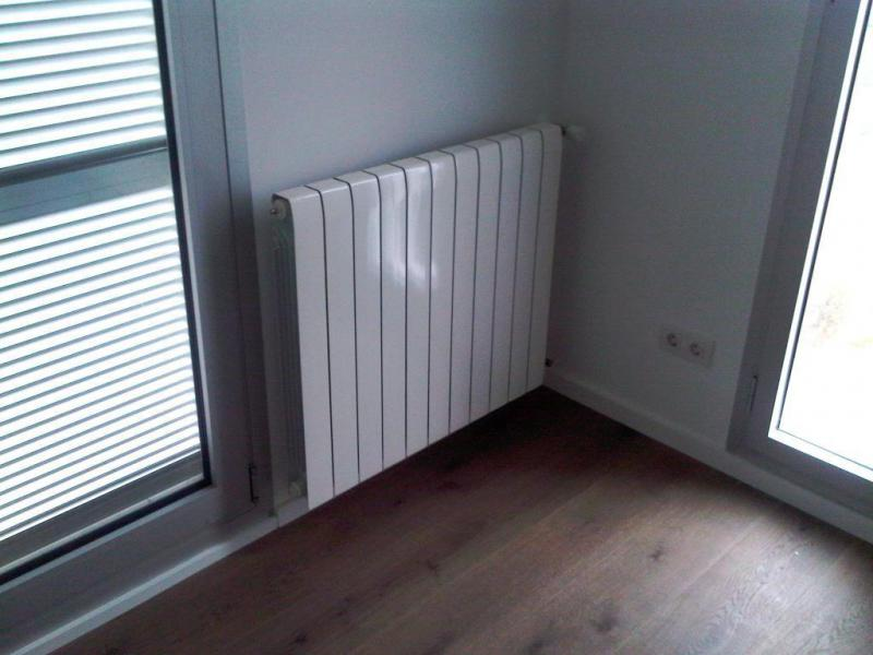 Instalacion domestica calefaccion