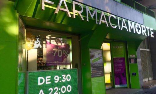 FARMACIA MORTE