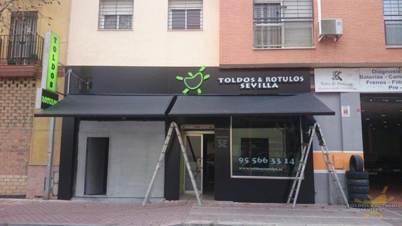 Toldos y Rótulos Sevilla