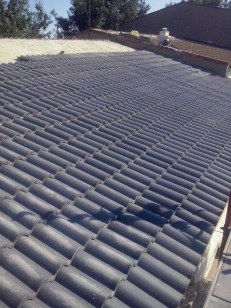 tejado completo