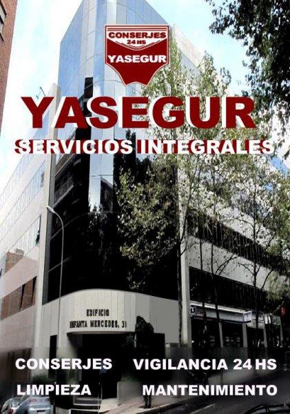 CONSERJES C/INFANTA MERCEDES,31 MADRID