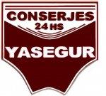 CONSERJES 24 H YASEGUR
