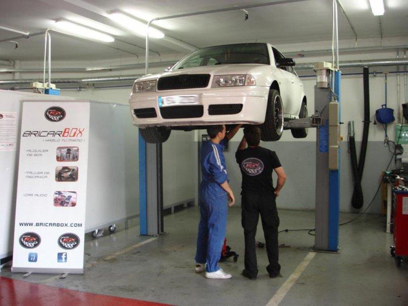 bricolaje del automovil