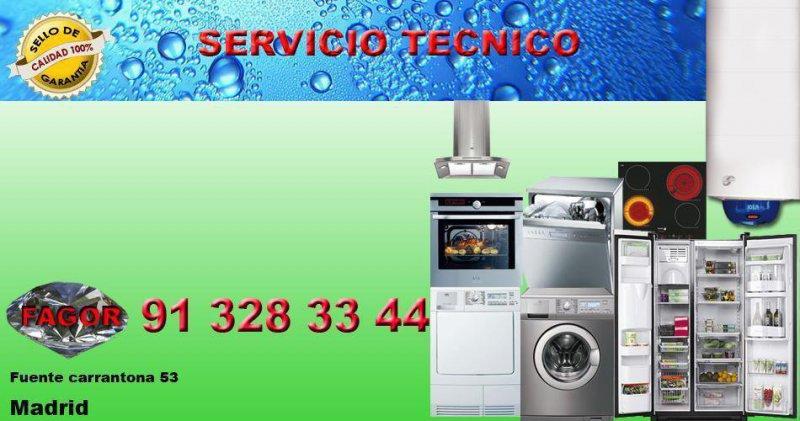 reparación de electrodomesticos en Madrid
