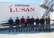 Mudanzas Lusan Los Olivares