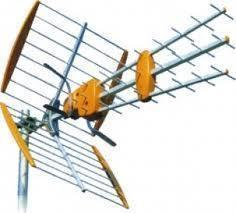 Instalacion de antena terrestre individua y comunitaria