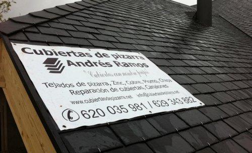 cubiertas de pizarra en Navacerrada