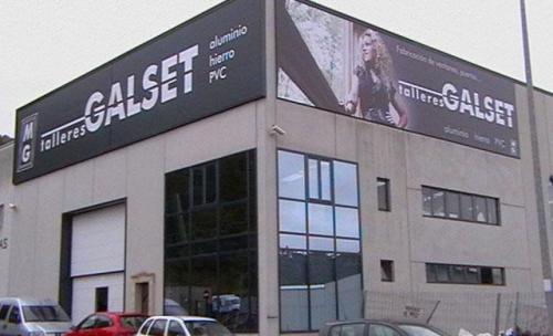 Talleres Galset, carpintería de PVC, aluminio y hierro en Bizkaia