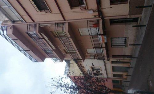 fotos rehabilitación fachada en viladecans
