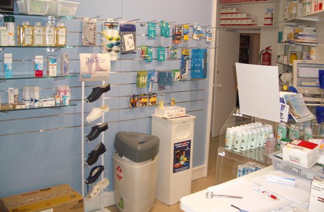 Selección de productos de nuestra farmacia