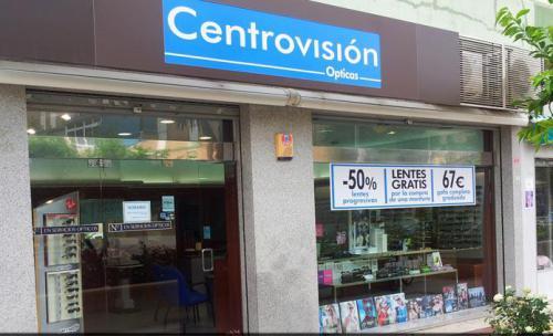 Ópticas Centrovisión