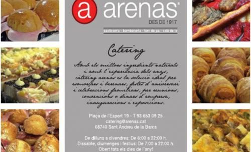 catering arenas