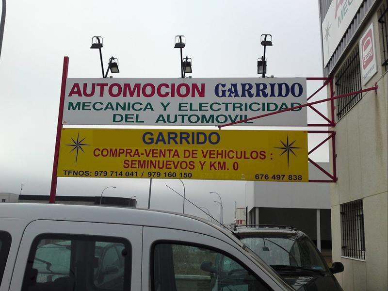 Talleres Garrido de Castro