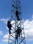 Formación para el trabajo en torres de telecomunicaciones
