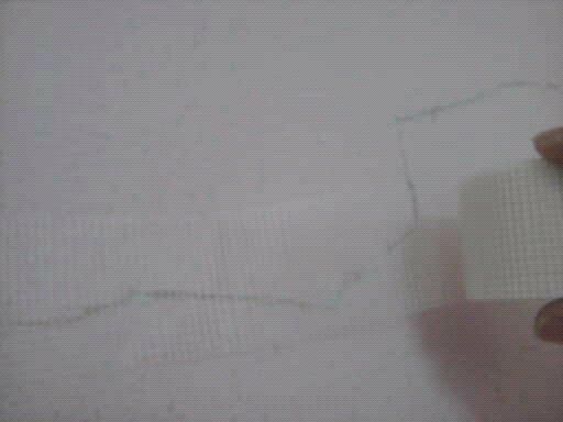 Eliminacion de grietas con malla de fibra de vidrio