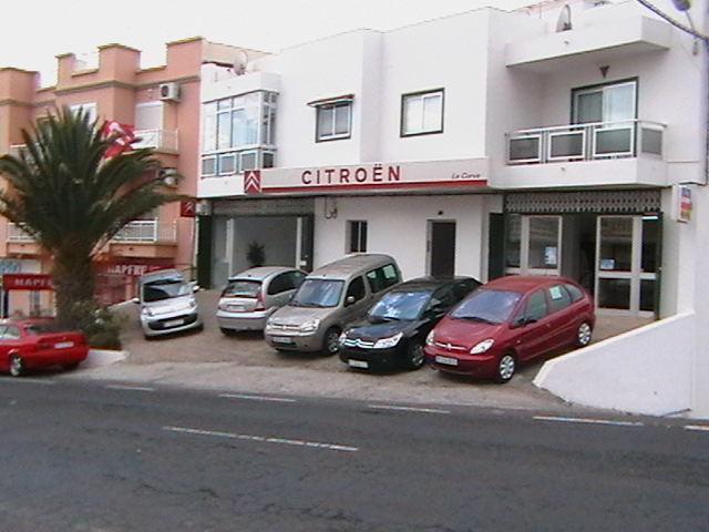Citroën la Curva
