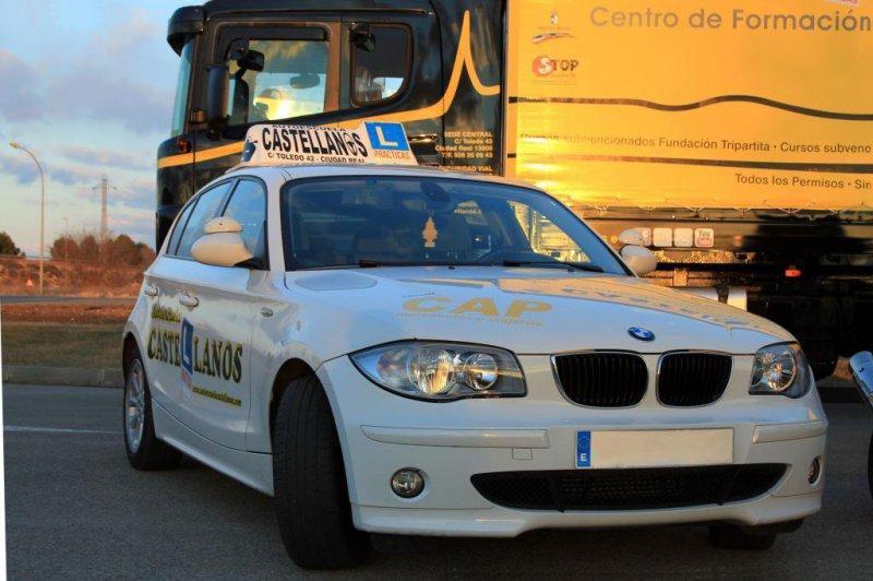 Autoescuela Castellanos -  Centro de Formación y Seguridad Vial.