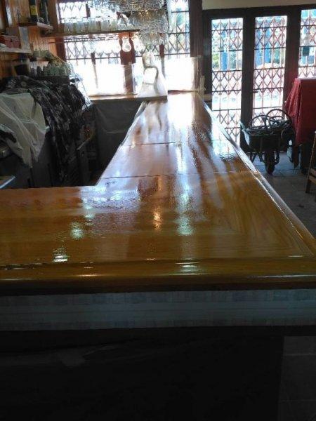 Restauración barra chiringuito