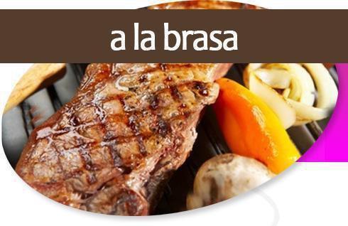 a la brasa en alacartaexpress.com