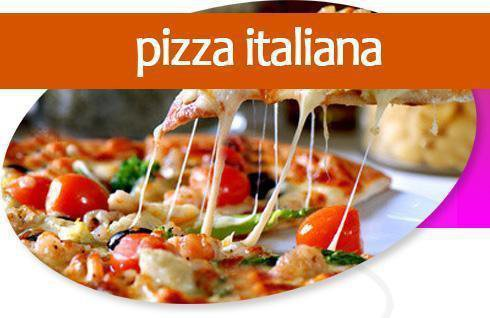 pizza italiana en alacartaexpress.com