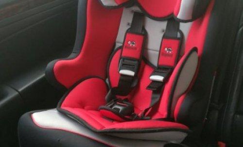 Silla bebé taxi