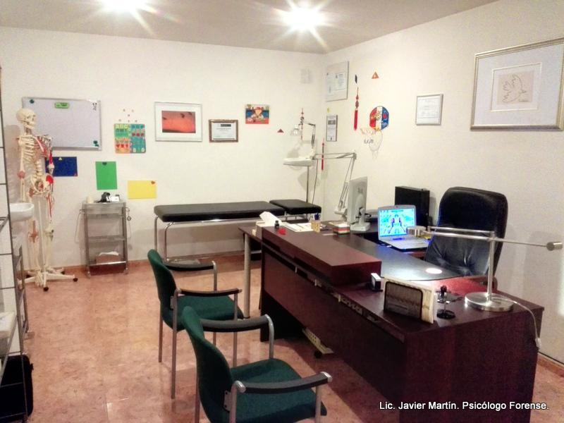 Área de Evaluación e Intervención Psicológica.