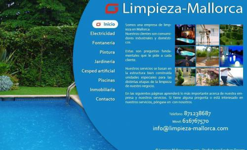 www.limpiezamallorca.com