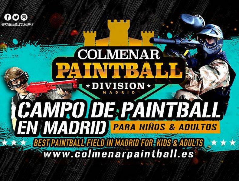 Colmenar Paintball Division
