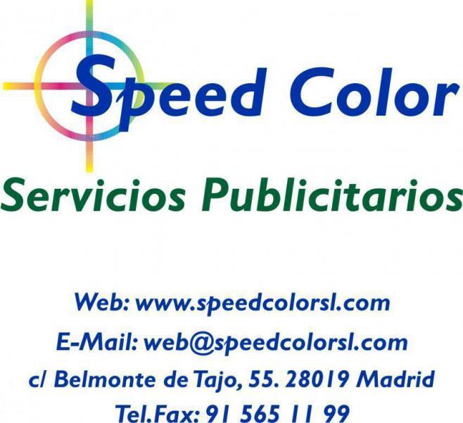 Speedcolorsl Servicios Publicitarios