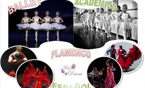 Danza y español Academico