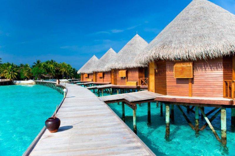 Las Islas Maldivas, un placer para los sentidos