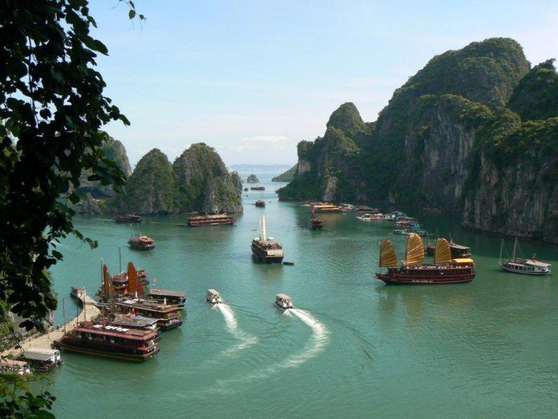 Viaje de novios al sudeste asiatico