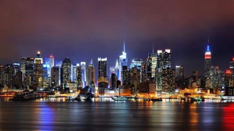 Nueva York y el triangulo del Este
