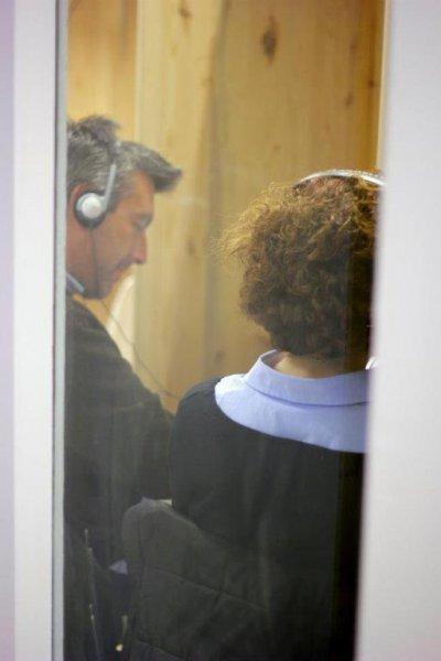 Laboratorio de audio